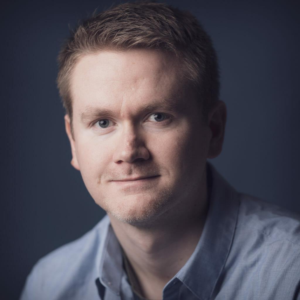 Trond Tomassen er fotograf i iNord.